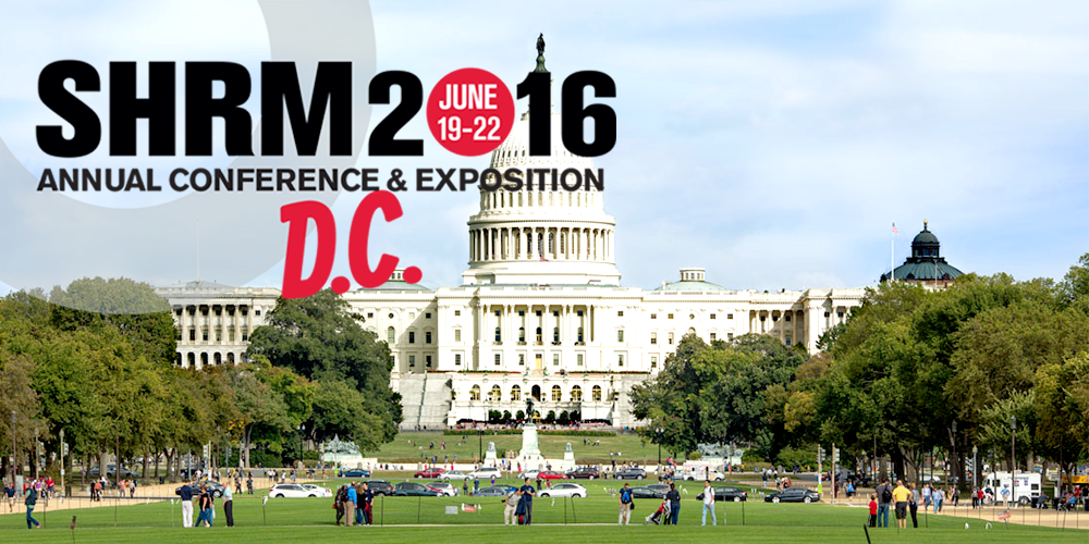 Join the 2016 SHRM Conference from June 19 – 22