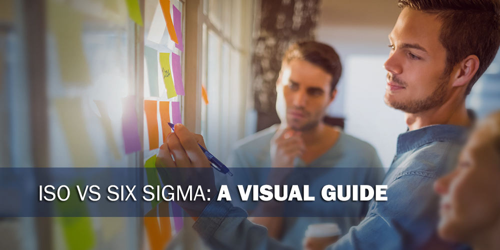 ISO 9000 vs. Six Sigma: A Visual Guide