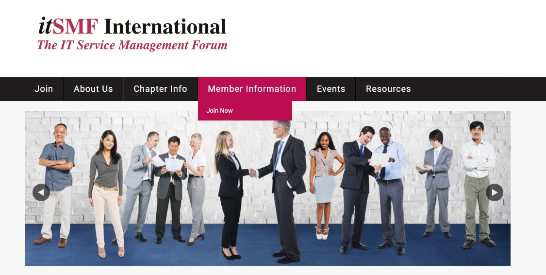 The IT Service Management Forum