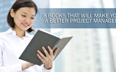 8 Books That Will Make You a Better Project Manager