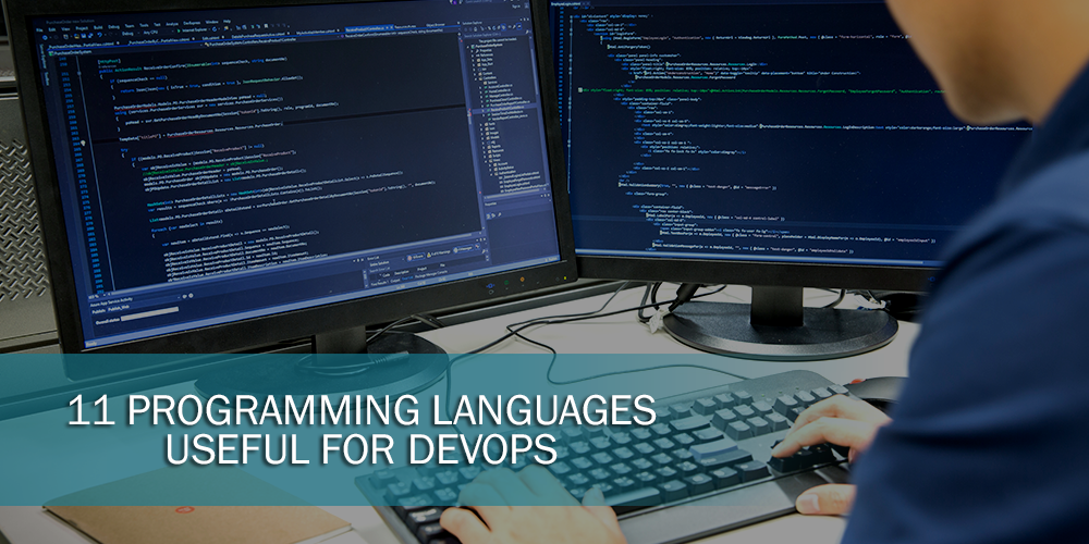 11 Programming Languages Useful for DevOps