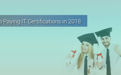 Top Paying IT Certifications in 2018