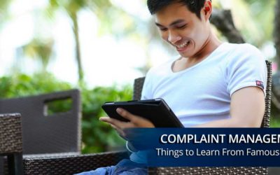 Complaint Handling: Things to Learn from These Famous Brands